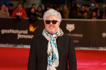 Pedro Almodovar Feroz Cinema Awards Held in Madrid
