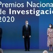 Pedro Duque Spanish Royals Attend Delivery Of National Research Awards 2020