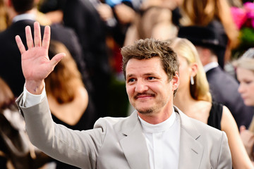 Pedro Pascal 26th Annual Screen Actors Guild Awards - Fan Bleachers