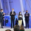 Pedro Sánchez King Felipe Of Spain Delivers The Golden Medals of Galicia 2021