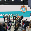 Pedro Sánchez - Socialist Politician King Felipe Of Spain Delivers The Golden Medals of Galicia 2021