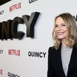 Peggy Lipton Netflix's 'Quincy' Los Angeles Special Screening