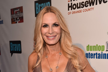 Peggy Tanous Premiere Party For Bravo's 'The Real Housewives Of Orange County' 10 Year Celebration - Red Carpet
