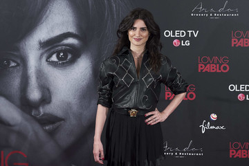 Penelope Cruz 'Loving Pablo' Madrid Photocall