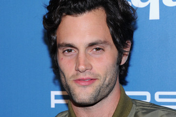 Penn Badgley Arrivals at Esquire 80th Anniversary Celebration