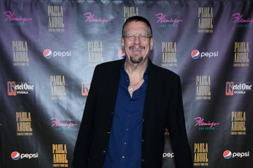 "Penn Jillette Official Opening For ""Paula Abdul: Forever Your Girl"" Residency In Las Vegas"