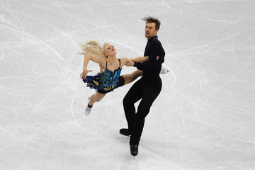 Penny Coomes Figure Skating - Winter Olympics Day 11