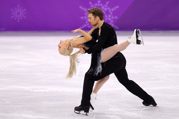 Penny Coomes Figure Skating - Winter Olympics Day 10