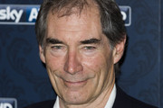 "Timothy Dalton attends a photocall for Sky Atlantic's ""Penny Dreadful"" at St Pancras Renaissance Hotel on May 12, 2014 in London, England."