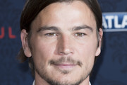 "Josh Hartnett attends a photocall for Sky Atlantic's ""Penny Dreadful"" at St Pancras Renaissance Hotel on May 12, 2014 in London, England."