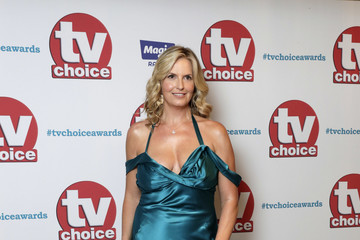 Penny Lancaster TV Choice Awards - Red Carpet Arrivals