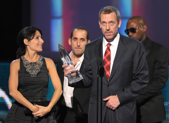 People's Choice Awards 2010 - Show. In This Photo: Hugh Laurie