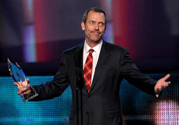 Hugh+Laurie in People's Choice Awards 2010 - Show