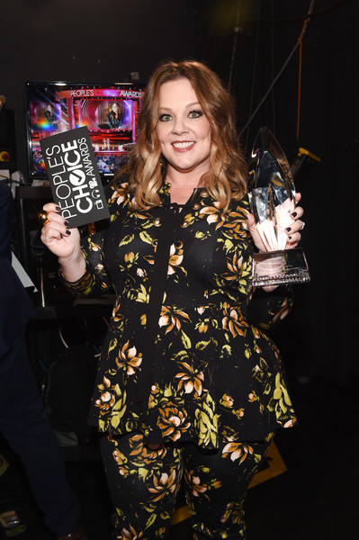 Melissa McCarthy in People's Choice Awards 2017 ...