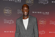 "Peter Mensah attends People's ""Ones To Watch"" at NeueHouse Hollywood on October 4, 2017 in Los Angeles, California."