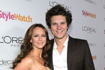 """Jennifer Love Hewitt Alex Beh People StyleWatch Hosts """"A Night Of Red Carpet Style"""" - Red Carpet"""
