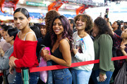Fans wait to see William Levy at People en Español 6th Annual Festival to Celebrate Hispanic Heritage Month - Day 2 on October 06, 2019 in New York City.