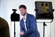 William Levy is interviewed backstage during People en Español 6th Annual Festival to Celebrate Hispanic Heritage Month - Day 2 on October 06, 2019 in New York City.