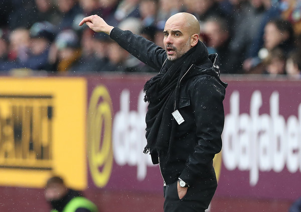 Burnley v Manchester City - Premier League
