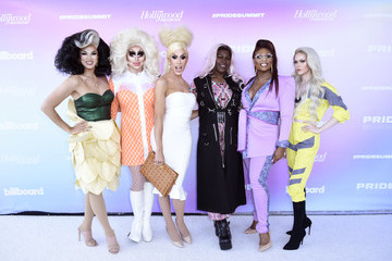 Peppermint Billboard And The Hollywood Reporter Pride Summit
