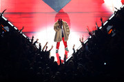 Big Boi performs onstage during Super Bowl LIII at Mercedes-Benz Stadium on February 03, 2019 in Atlanta, Georgia.