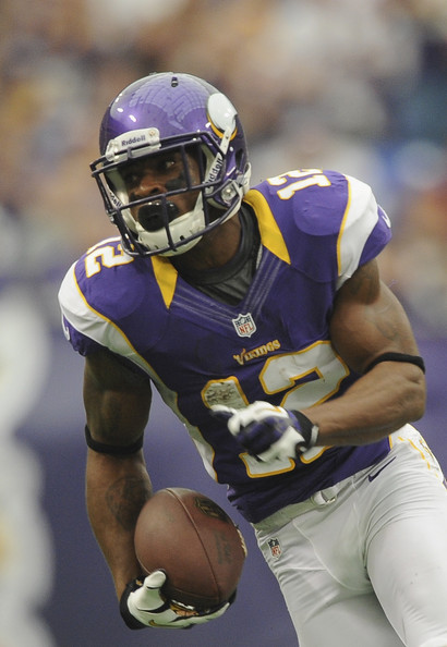 Percy Harvin, Vikings