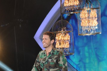 Perez Hilton 'Celebrity Big Brother' Contestants Enter the House