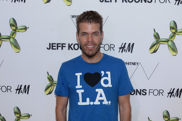 Perez Hilton H&M Flagship Fifth Avenue Store Launch Event