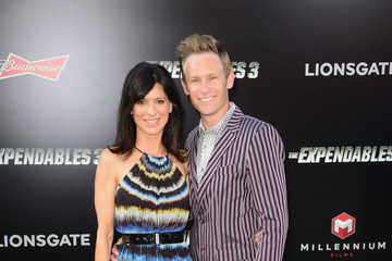 Perrey Reeves 'The Expendables 3' Premieres in Hollywood