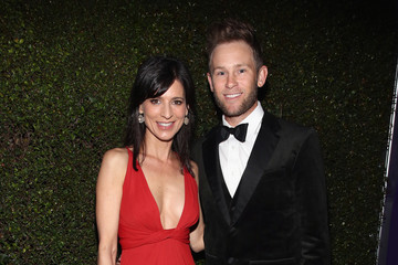 Perrey Reeves Arrivals at the Elton John AIDS Foundation Oscars Viewing Party — Part 2
