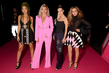 Perrie Edwards Jade Thirlwall MTV EMAs 2018 - VIP Arrivals