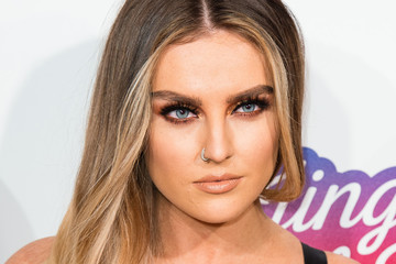 Perrie Edwards Capital's Jingle Bell Ball With Coca-Cola - Arrivals - Day 1