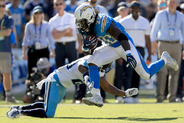 Perrish Cox Tennessee Titans v San Diego Chargers