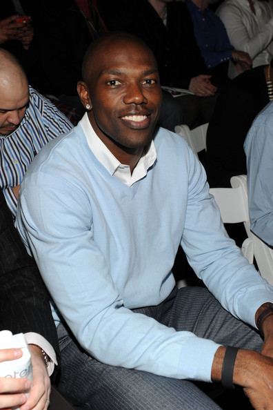 Terrell Owens clothing style