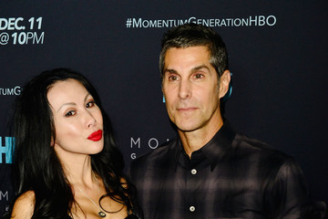 Perry Farrell HBO's 'Momentum Generation' Premiere - Arrivals