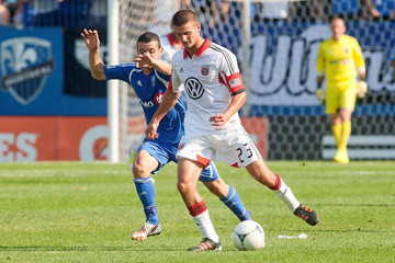 Perry Kitchen Felipe Martins DC United v Montreal Impact
