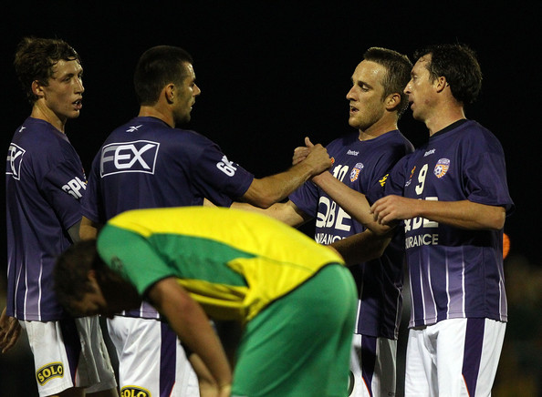 Perth Glory v Rockingham City FC - Pictures - Zimbiorockingham city