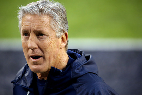 Pete Carroll Pictures Super Bowl Xlviii Seattle