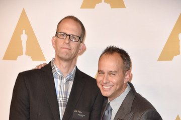 Pete Docter 88th Annual Academy Awards Nominee Luncheon - Arrivals