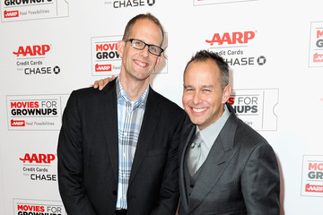 Pete Docter AARP's 15th Annual Movies For Grownups Awards - Arrivals
