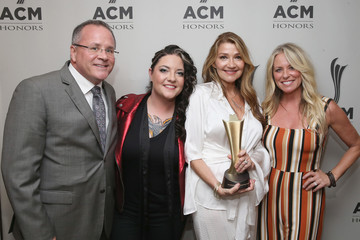 Pete Fisher 12th Annual ACM Honors - Backstage And Audience