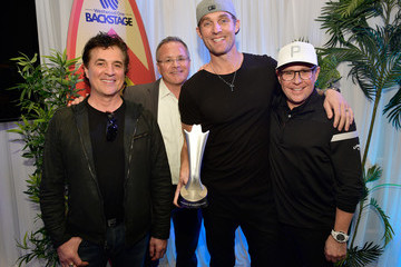 Pete Fisher 53rd Academy Of Country Music Awards Cumulus/Westwood One Radio Remotes - Day 1