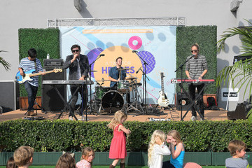 Pete Nappi The Elizabeth Glaser Pediatric AIDS Foundation's 28th Annual A Time for Heroes Family Festival
