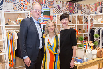 Pete Nordstrom Nordstrom Michigan Avenue - Tory Burch Personal Appearance