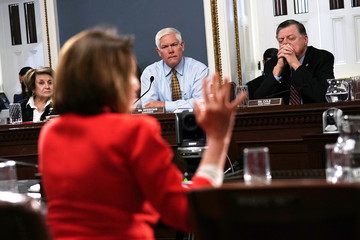 Pete Sessions Amid Democratic Opposition, House GOP Works to Avert Government Shutdown