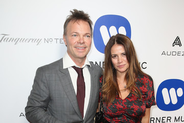 Pete Tong Warner Music Group Hosts Annual Grammy Celebration - Red Carpet