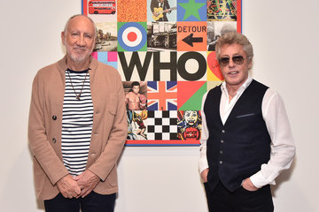 Pete Townshend Pete Townshend And Roger Daltrey Designed New Album Cover At PACE Gallery