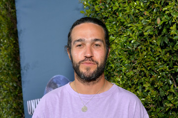 Pete Wentz 'Jurassic World—The Ride' Grand Opening Celebration at Universal Studios Hollywood