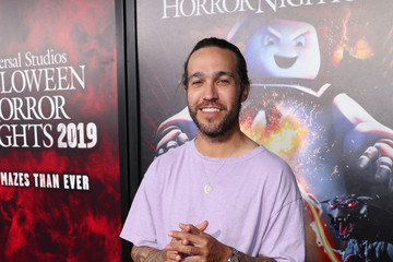 Pete Wentz Halloween Horror Nights Press Preview