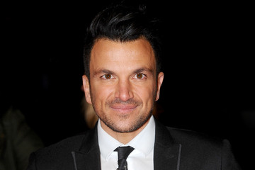 Peter Andre Arrivals at the National Television Awards